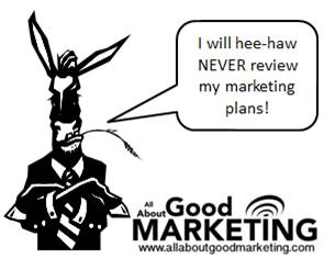 The donkey and the marketing plan