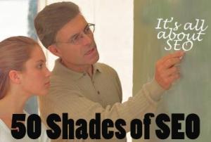 50 Shades of SEO