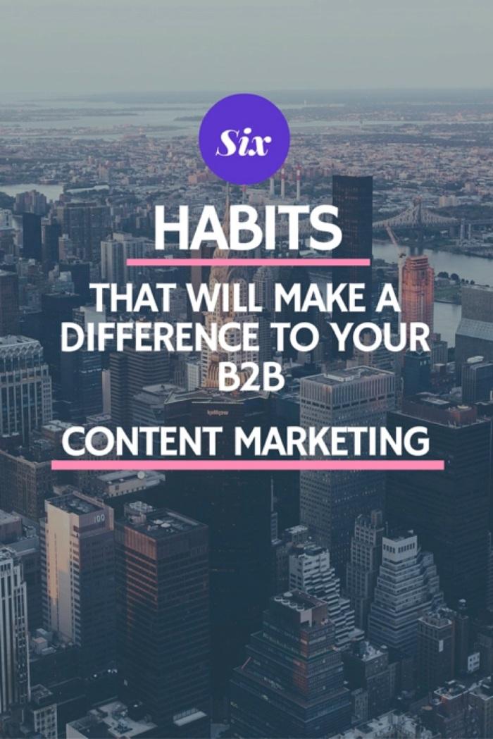 Six Habits